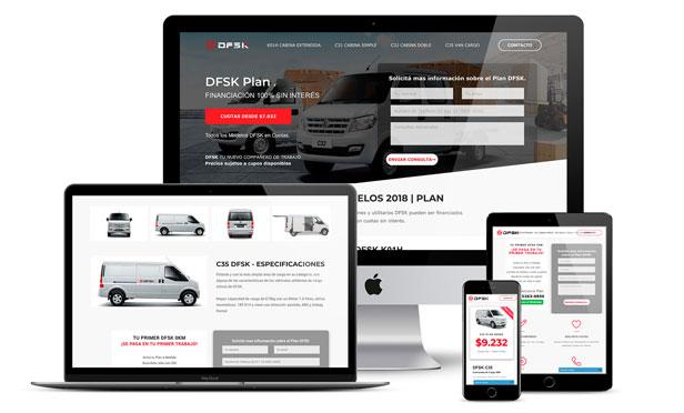 Páginas Web Perú