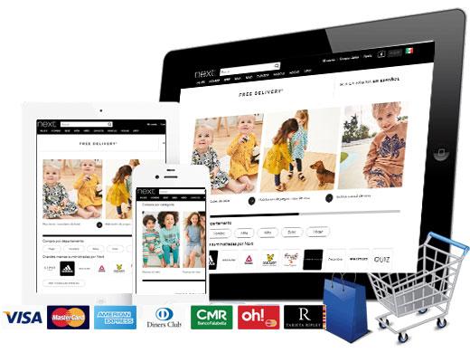 Tiendas Virtuales Perú